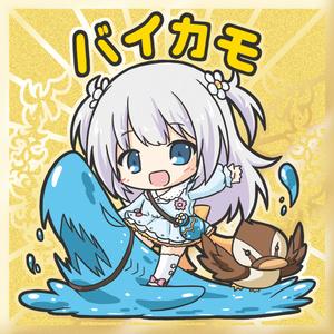花騎士マンシール★5 No.10「バイカモ」