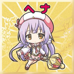 花騎士マンシール★5 No.11「ヘナ」