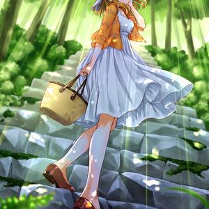 Sakura.  Yamada Art Book 【DL版】