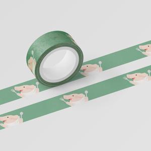 ぶたのマスキングテープ