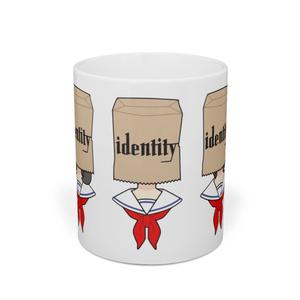 identityマグカップ