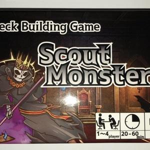 Scout Monsters (こんなブラックな魔王様はイヤだっ!!英語版)