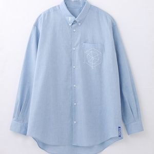 【追加生産10/18〜10/31】テセラクトボタンダウンシャツ