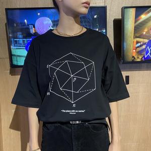 【受注生産9/18〜9/30】「祭壇」音源付きテセラクトTシャツ
