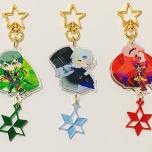 宝石×ヒーロー「アタッカー」