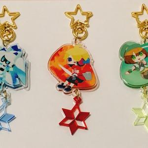 宝石×ヒーロー「スプリンター」