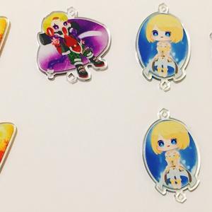 宝石×ヒーロー「金具・チャームなし」