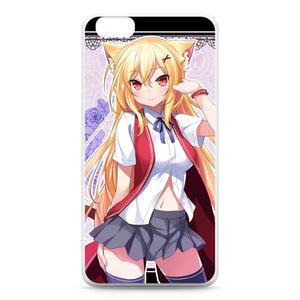 制服にゃんこカバー iPhone6 Plus