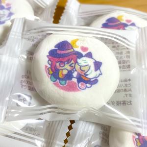 【無配】ハロウィンひそほまマシュマロ