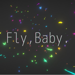 【蝶々Shader】Fly,Baby.【Ver 1.1】