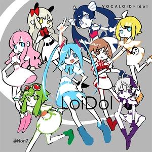 イラスト集「 LoiDol 」