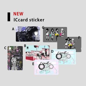 ClowZ - IC CARD STICKER