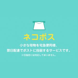 【匿名配送オプション】ネコポス(封筒)