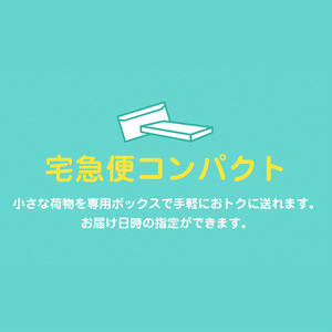 【匿名配送オプション】宅急便コンパクト(箱)