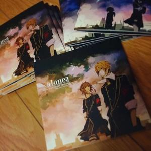 [※ポスター付属無し] alonez / neru unofficial fanbook