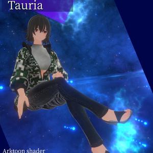 オリジナルアバターモデル「Tauria」