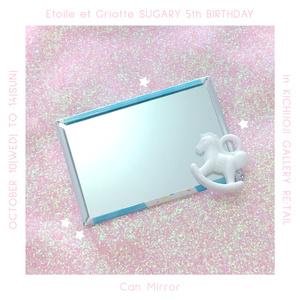 Birthday Chocolate長方形缶ミラー