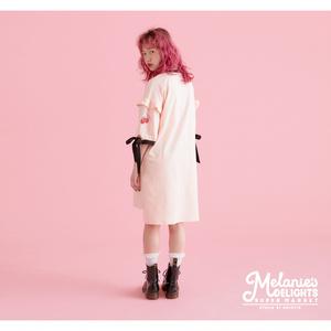 Melanieワンピース(ピンク)