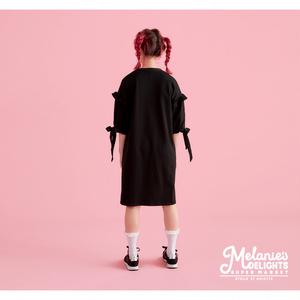 Melanieワンピース(ブラック)