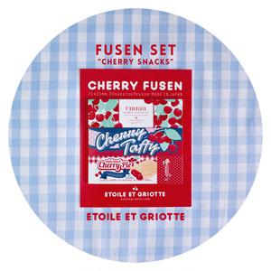 Cherry Snacksふせん