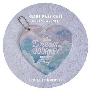 Dream Journeyハートパスケース