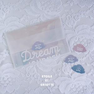 Dream Journeyミニレターセット