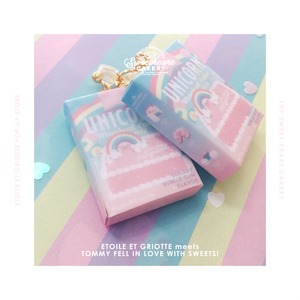 MIX BOXピアス(Tommy fell in love with sweets!コラボ)