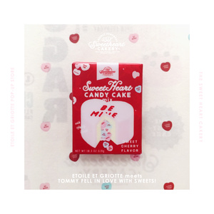 MIX BOXブローチ(Tommy fell in love with sweets!コラボ)