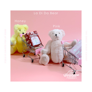 Shopping Mini Bear(La Di Da Bear)