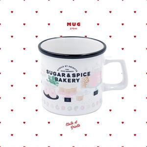 SUGAR&SPICE BAKERYマグカップ