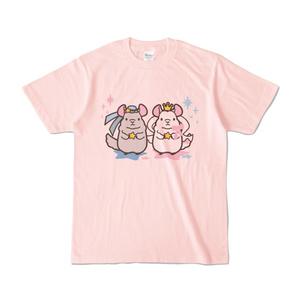 チンチラさんの七夕Tシャツ