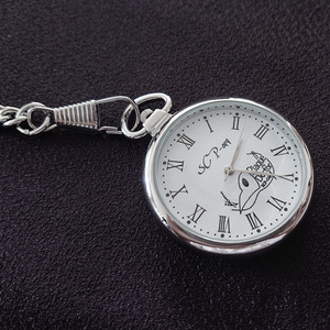 【SCP】049's Pocket watch
