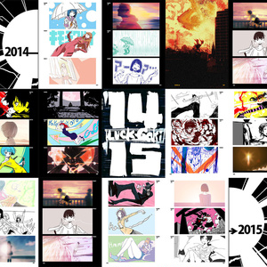 Luck-gaki '14→'15