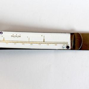 135. NMRスペクトル (ethanol) ペーパークリップ(大)