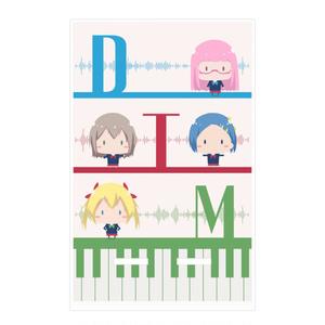 MUSIC Life!! スマホスタンド(全員ver)