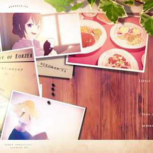 Little Story of Eorzea【FF14/C92新刊】