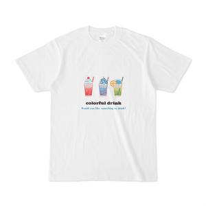 ドリンクのTシャツ