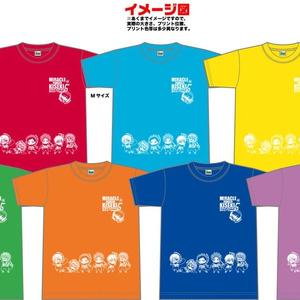 キセキ5 Tシャツ