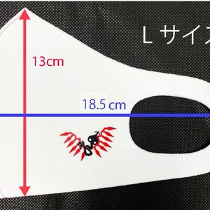 """オリジナル立体マスク""""Re""""【パチュリー】"""
