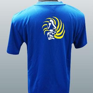 八雲藍 ドライTシャツ