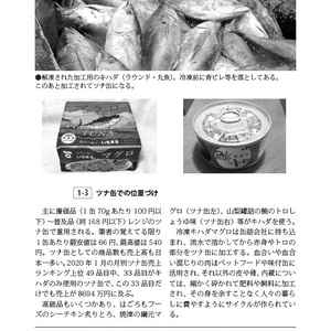 キハダという魚:ツナ缶の薄い本zu-mix vol.6