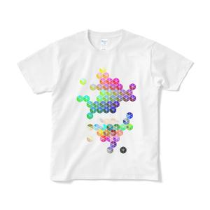 RGB Color Chart/Tシャツ(短納期)ホワイト