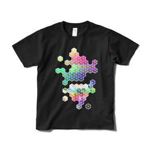 RGB Color Chart/Tシャツ(短納期)ブラック