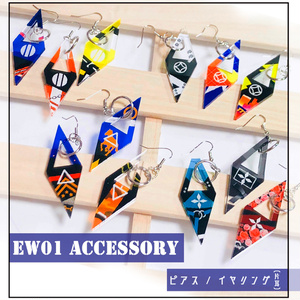 【hpmi】ピアス EW01 accessory