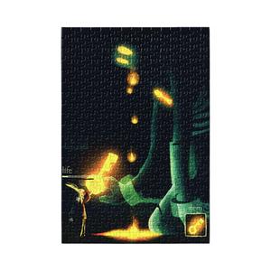 「夜」から脱出するゲームのパズル3