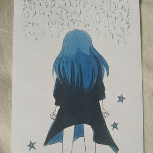 星屑(ポストカード)