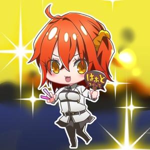 【FGO缶バッジ】インドセット