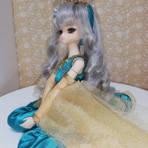 オビツ22 アラビア風ドレス A Whole New World