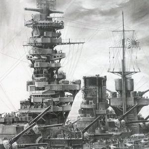「連理の塔 2604 -旭日の扶桑-」