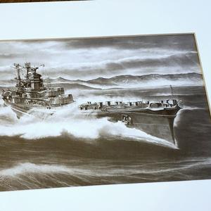 海征く牙狼 -重巡洋艦 那智 2603-(Conquering Wolf of thr Sea -Heavy cruiser HIJMS Nachi 2603- )